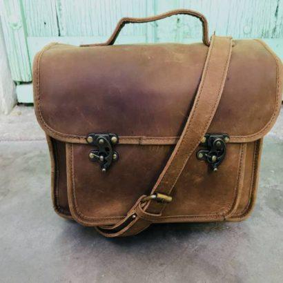 Handmade Black Suede Leather Satchel Women Bag, Hippie Crossbody Purse, Vintage, Hobo Bag