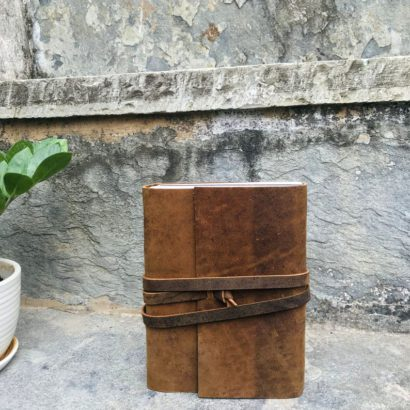 Handmade Buffalo Journal, Travel Journal, Leather Sketchbook, Non-Refillable Diary, Journal Cover, Notebook for School, Best Valentine Gift