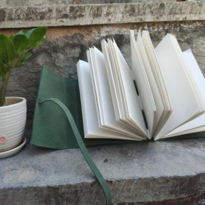 2 Handmade Leather Journal, Travel Vintage Journal, Leather Notebook, Leather Sketchbook, Lock Journal, Newspaper, Best Valentine Gift